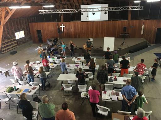 Discipleship Camp 2020